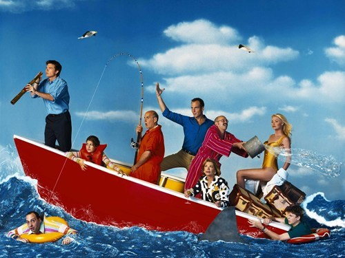 Best News Ever: Arrested Development creator Mitch Hurwitz revealed this week that the show's 10-episode fourth season will be released ALL AT ONCE on Netflix Watch Instantly in 2013. Be sure to save a sick day for the occasion. [flavorwire]
