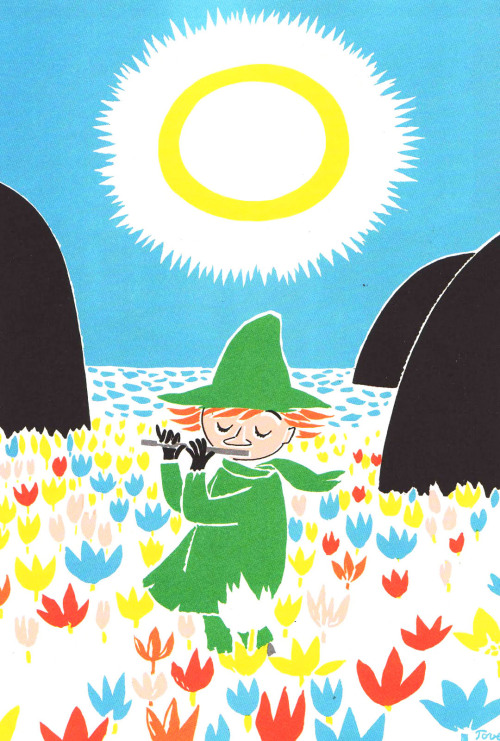 decoratingpages:  Tove Jansson - Who Will Comfort Toffle?