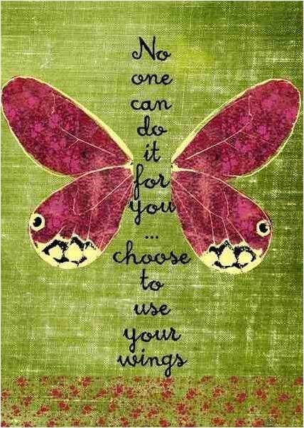 No one can do it for you… choose to use your wings Go to see more photos: HERE Every day are new special for MoonChildren and everyone who needs it :)