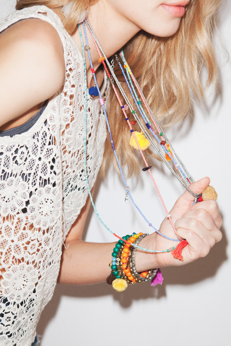 urbanoutfitters:  Top 5 Must-Have Accessories / Photography by Colin Leaman