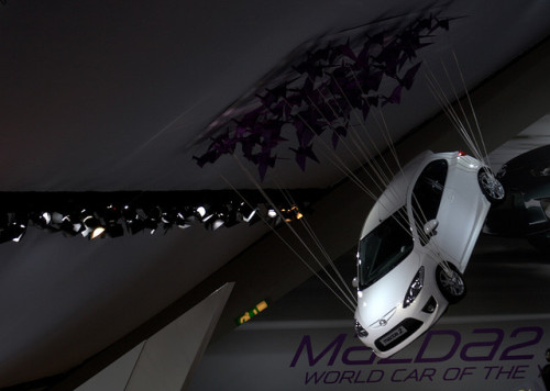 Mazda 2 - In Flight by kbyrne01 on Flickr.