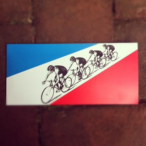 @Kraftwerk #tourdefrance  (Taken with instagram)