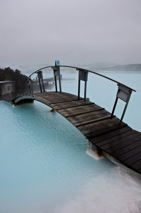 iciest:  Blue Lagoon, Iceland.
