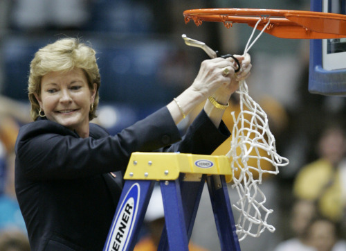 Pat Summitt is stepping down after 38 seasons at the University of Tennessee.