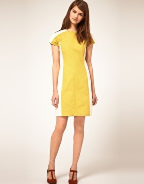 This dress will make you mellow yellow!