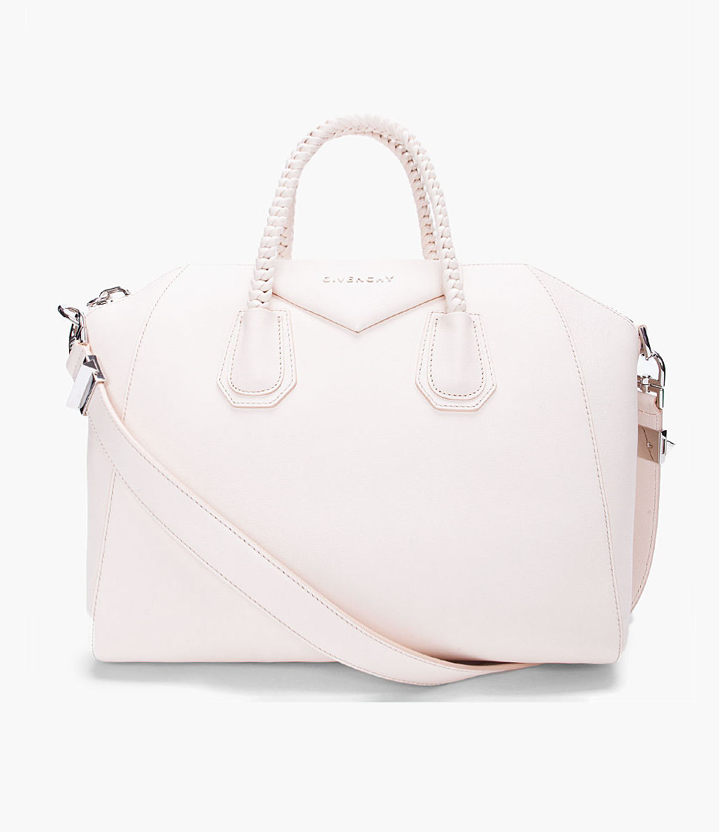 GIVENCHY // IVORY TONE MEDIUM ANTIGONA TOTE