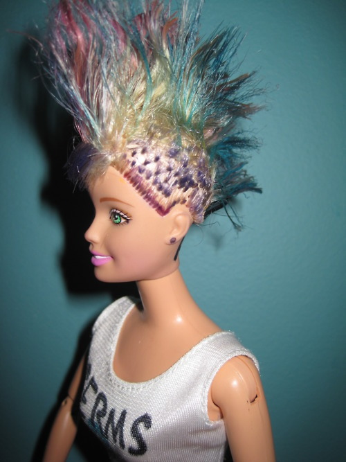 Punk Barbie