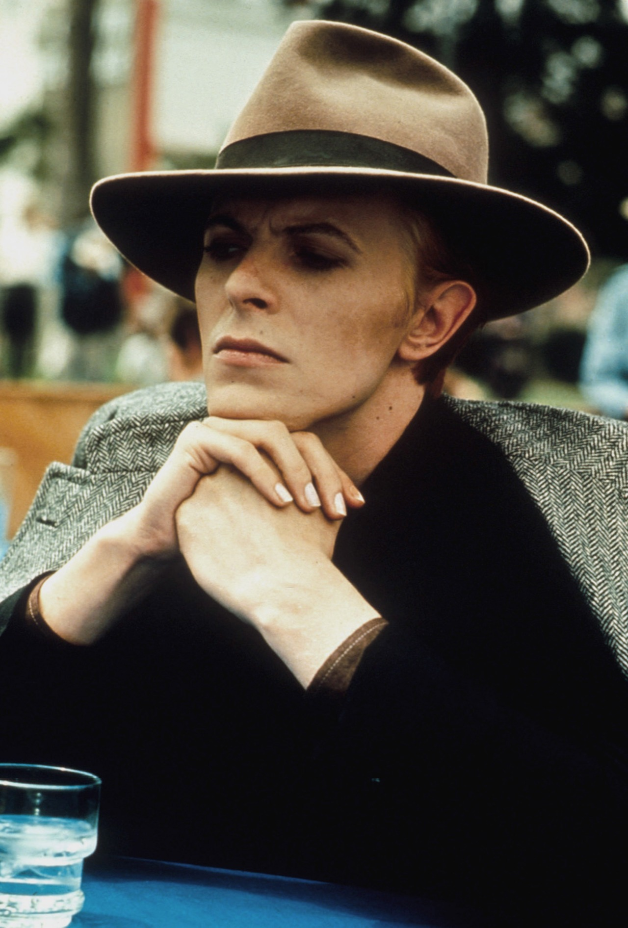 coprophagic:  bowie is fashion