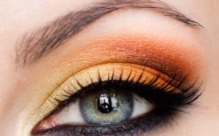 jensca01:  Orange Flame…I love this look