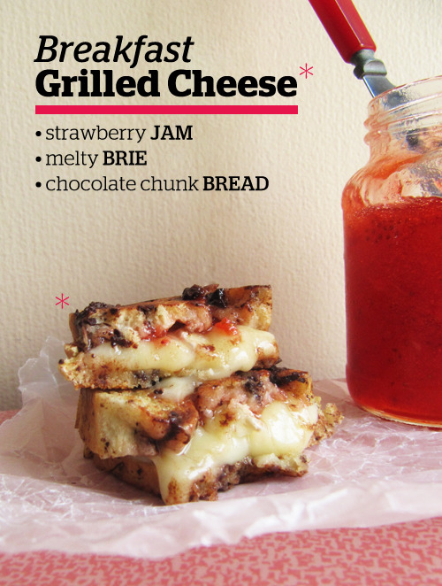 graceinfood:  *somehow this was missed on national grilled cheese day