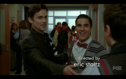 shewatchestv:  from Glee Season 3: Episode 15 - Big Brother Fangirl squeal at The Brothers Anderson. Two absolutely gorgeous (and talented!) men on one small screen.
