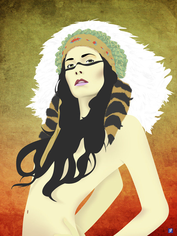Native Love - JP Creative  Prints 18x24 - 24x30