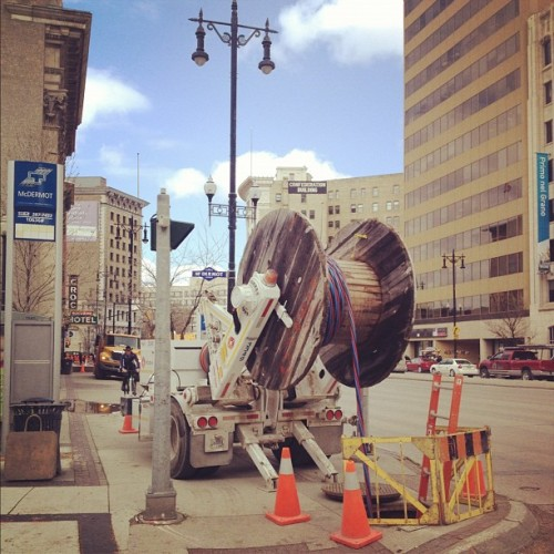 Electrical upgrades to 468 Main Street mean we are closed on Monday April 23. Sorry pals.