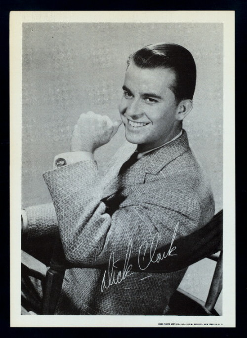 RIP Dick Clark… we'll miss you on New Year's Eve.