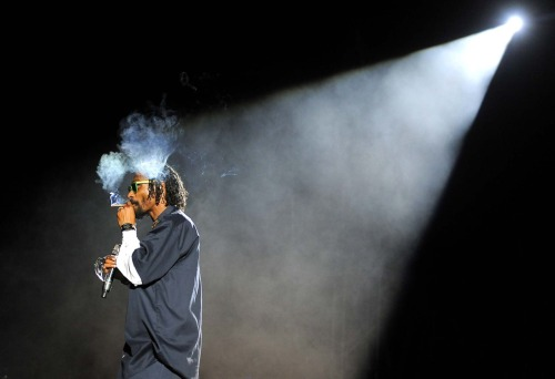 Snoop Dogg at Coachella