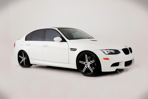 2011 BMW M3 on Concept One Executive CS 5.0 on Flickr.