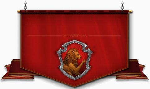 Guess who got sorted into Gryffindor!  It really surprised me, because I am always sorted into Hufflepuff.  I'm NewtMagic3773  Come find me :)