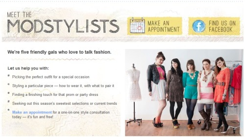 Don't forget to check out the ModStylists' new landing page for more inspiration! We just had a little re-style and added some new stuff so head on over! (via ModCloth.com) <3 Chelsey, ModStylist Need styling suggestions, trend tips, or dress details? Ask a ModStylist and your question might be featured on our feed!