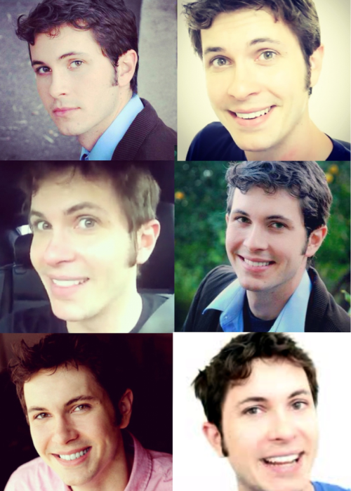 Collage of pictures of Toby Turner