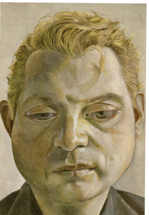 peninsularian:  Francis Bacon / Lucien Freud 1952