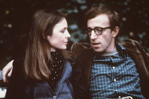chevronandgeometrics:  Diane Keaton and Woody Allen