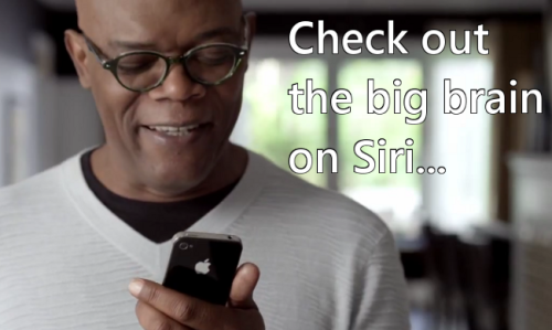 Apple Would Like You To Know Celebrities Use Siri Better Than You Do