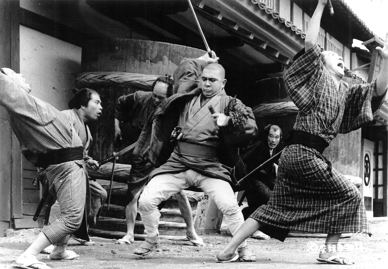 Happy birthday Zatoichi!