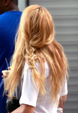 BEACHY IN THE CITY quiksilverwomen:  hair inspiration….