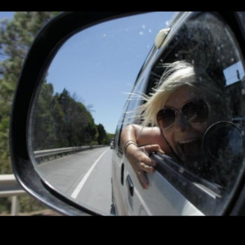 Roadtrip! #awesome #popular #canon #reflection #incredible #travel #goldcoast #sweet (Taken with instagram)