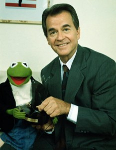 As I'm sure most of you have heard by now, Dick Clark passed away today at the age of 82. Tough Pigs already drafted up an article on all the Muppet/Sesame moments Dick Clark took part in during his lifetime. Click here to read.