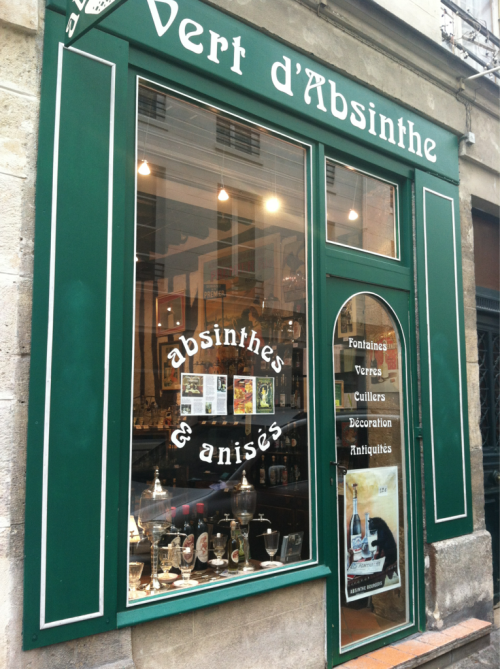 Searching for Absinthe
