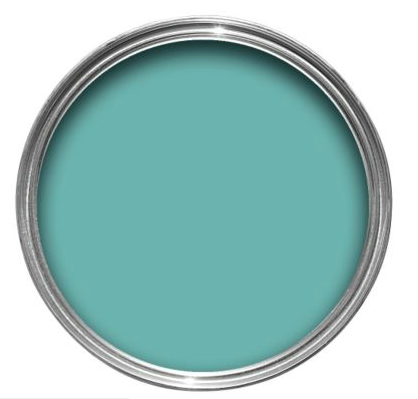 We've picked this colour for our new bathroom. It's called Malibu Beach. I loveee it!