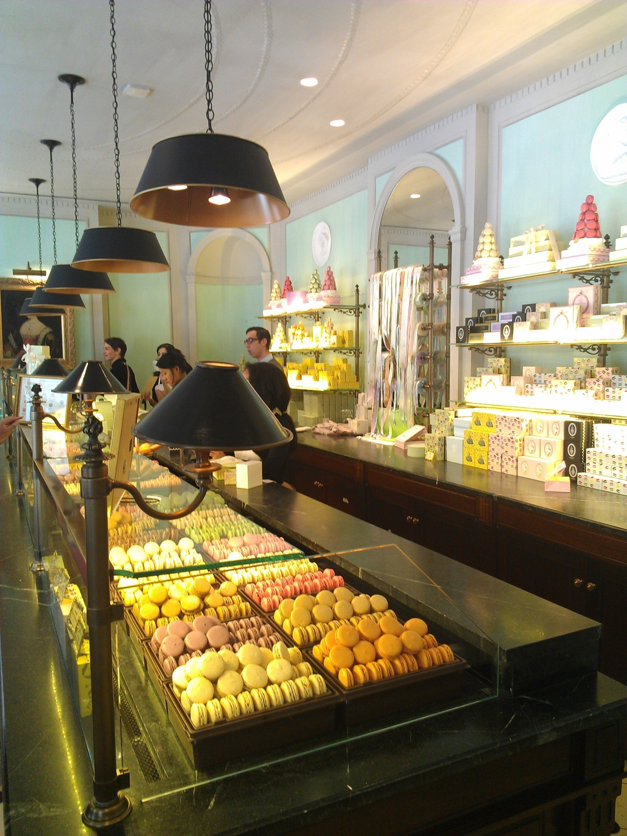 Maison Ladurée in Upper East Side, New York City