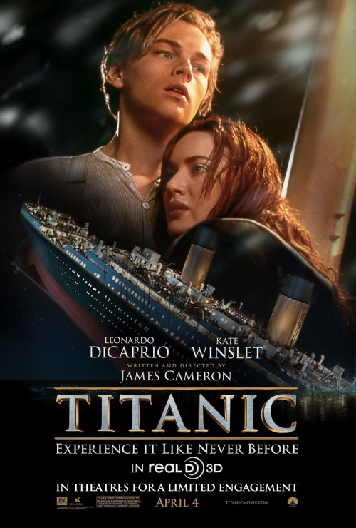 "Titanic (1997)Director: James CameronKate Winslet as Rose DeWitt BukaterLeonardo DiCaprio as Jack DawsonBilly Zane as Caledon 'Cal' HockleyFrances Fisher as Ruth Dewitt BukaterKathy Bates as ""Unsinkable"" Molly BrownBernard Hill as Captain Edward James SmithDavid Warner as Spicer LovejoyVictor Garber as Thomas AndrewsIoan Gruffudd as 5th Officer Harold LoweGloria Stuart as Old RoseBill Paxton as Brock Lovett"