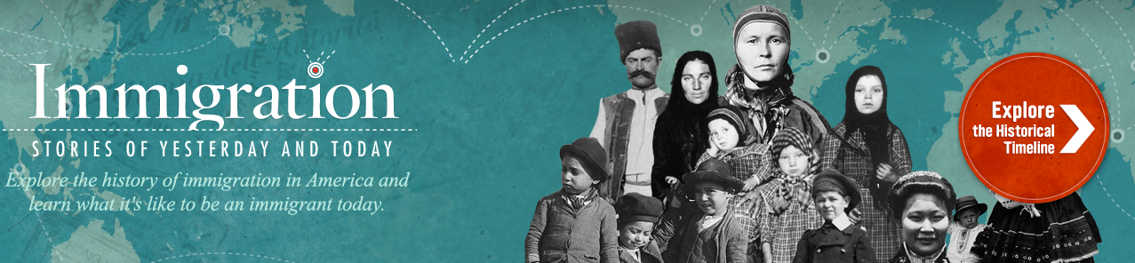 Immigration: Stories of Yesterday and Today Remarkable interactive from Scholastic.  #elemchat #spedchat #sschat #immigration I have shared this before but today I received an email from Scholastic that the site had been redesigned and that it is great for the whiteboard. They were right. It was good before but it's fantastic now. Includes stories, audio, video, photos and more. Listening to the audio was extremely interesting. It features memories of people who actually immigrated through Ellis Island in their own words. Cool!   Another great immigration resource is Tenement Museum. It is an interactive journey where you become one of the 23 million people that traveled through Ellis Island and settled in the U.S. Students will discover what it was like for turn of the century immigrants. Very interactive!   You may also like… Have Fun with History Kids Past A Book in Time   Black History