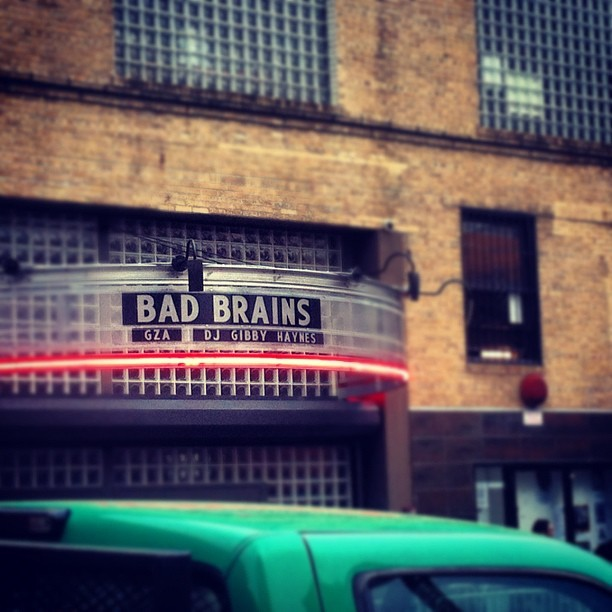 Wish we were going to this bad: #gza #badbrains #gibbyhaynes #wu #buttholesurfers #williamsburg #brooklyn #concert #wutang #music  (Taken with instagram)