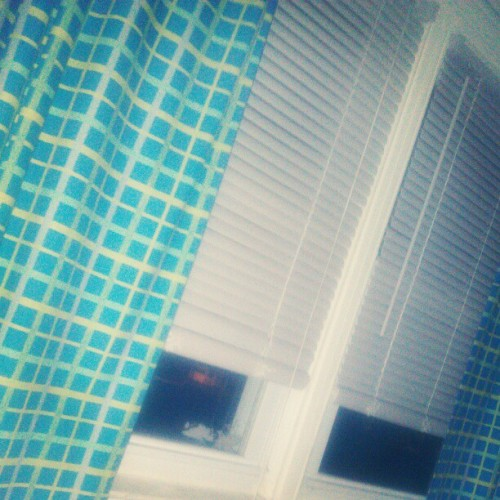 I Really Been In Bed Sick All Day Smmfh, Its Dark Out Ughhh  (Taken with instagram)