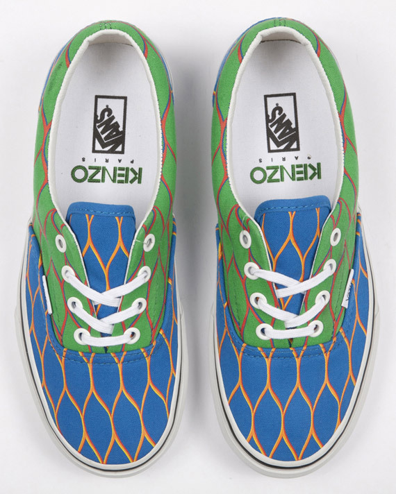 Vans x Kenzo Primavera/Verano 2012 Wishlisteadísimos. ….. Vans x Kenzo Spring/Summer 2012 Very much wishlisted.