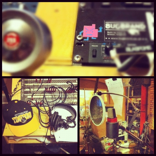 Studio… #AboveTheWeather (Taken with instagram)