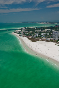 Siesta Key, Sarasota, Florida by tinika2 on Flickr.