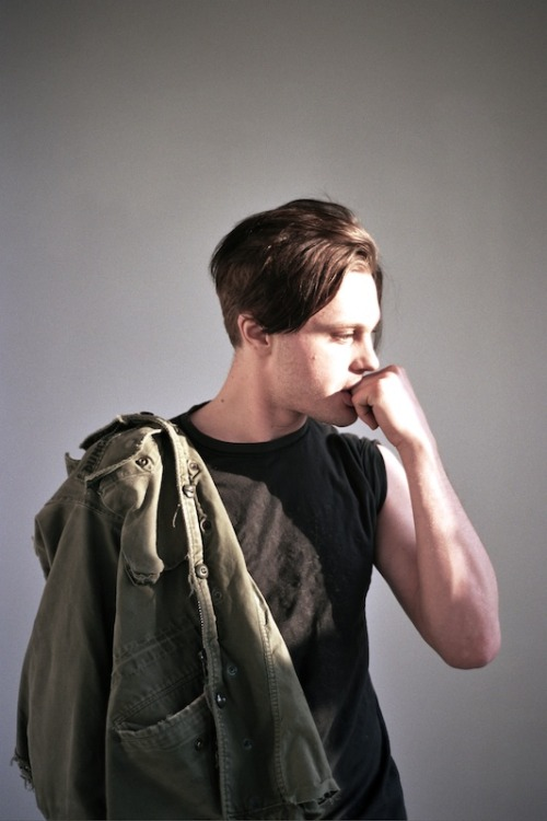 "Forever hopelessly in love with Michael Pitt and also that haircut and that one ""noel"" tattoo and everything else ever."