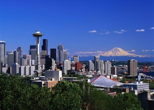Only 1 more week until I hit up the Emerald City.  I'm so excited that I haven't even been able to study for my finals!