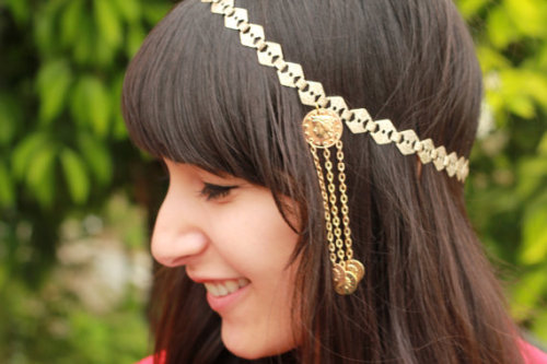 New at Lone Wolf: The Daphne Head Chain