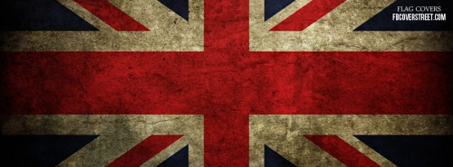 British Flag Facebook Cover
