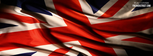 British Flag 2 Facebook Cover