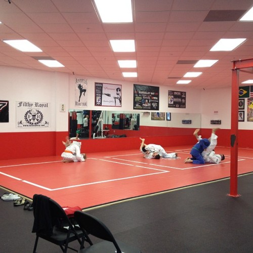 You know just another day in the life of a #fighter  (Taken with Instagram at Dárcio Lira Brazilian Jiu Jitsu & MMA)