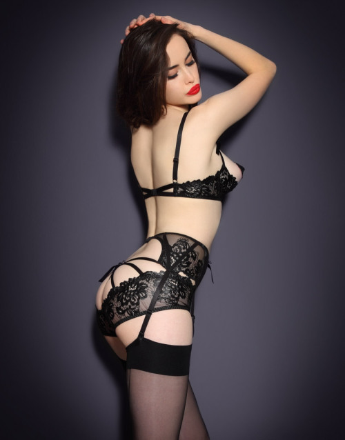 So deliriously sexy. Cendrillon by Agent Provocateur