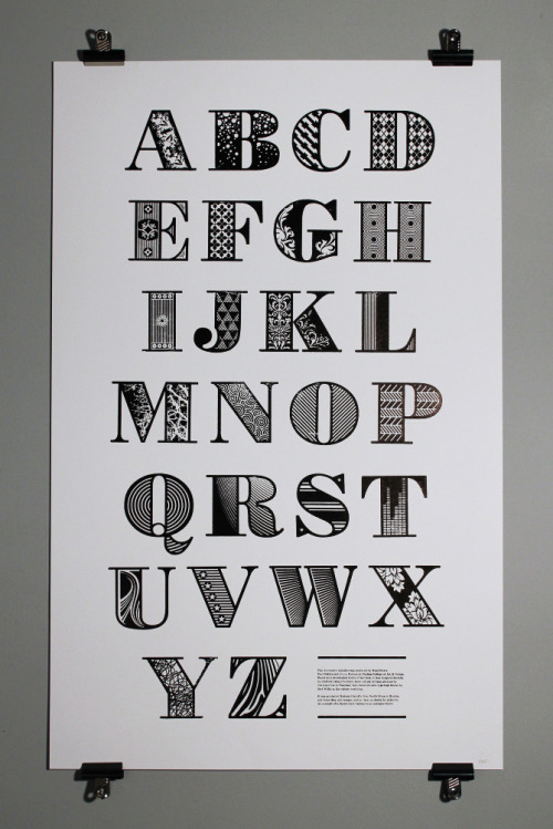 visualgraphic:  Bodoni