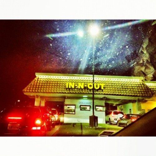 You already know! #innout #3by3 #animalstyle  (Taken with Instagram at In-N-Out Burger)