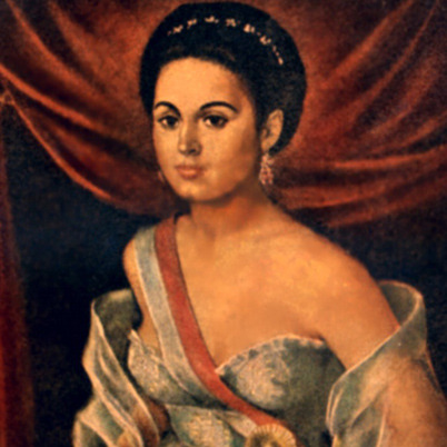 "Name: Doña Manuela SáenzDates: 1795-1856Why she rocks: She was a revolutionary hero of South America, and the mistress of the great leader Simon Bolivar. She prevented an 1928 assassination attempt against him and facilitated his escape. Bolivar began to call her, ""Libertadora del Libertador"", the liberator of the liberator and she was celebrated and given many honors.Because of this woman… revolutionary change was able to occur because Manuela was able to use her influence and her power to protect herself and the one she loved."